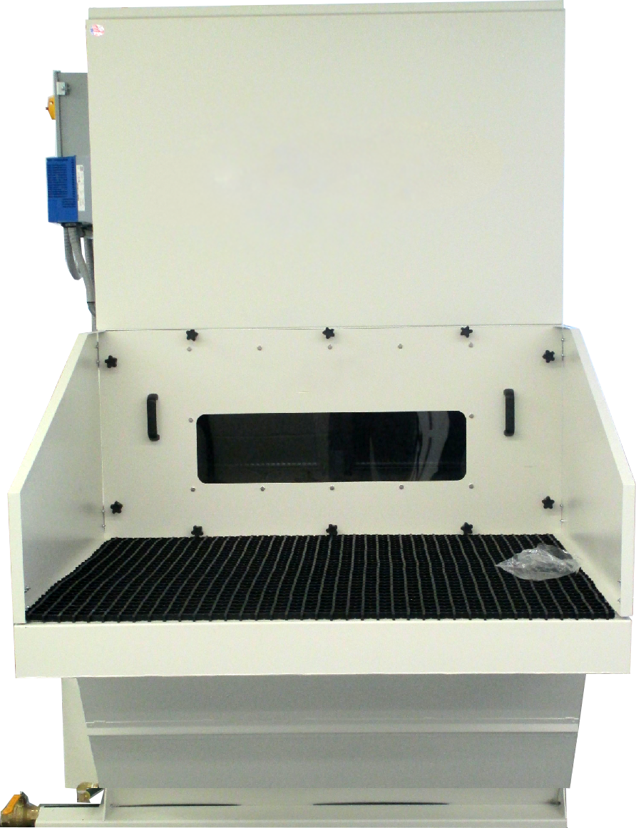 HazDust wet downdraft table product photo