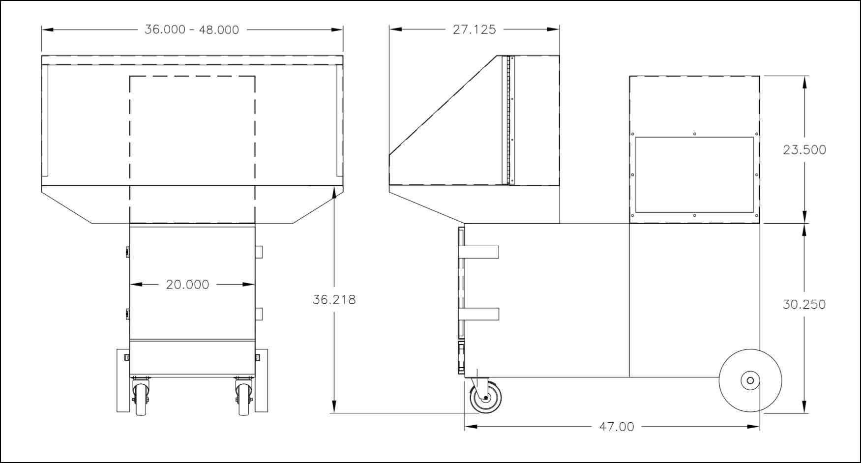 SPCB Technical Drawing